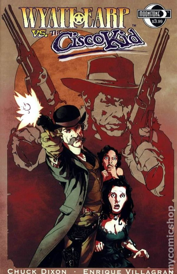 Wyatt Earp Vs The Cisco Kid 2008 1