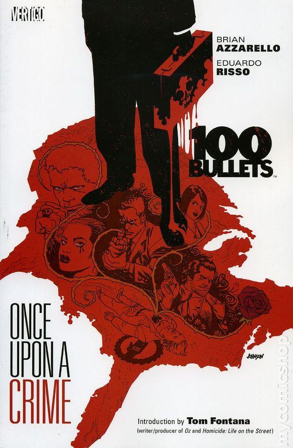 100 Bullets Book Five