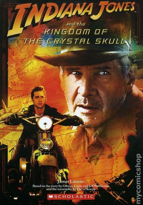 Details about Indiana Jones and the Kingdom of the Crystal Skull SC #1-REP  FN