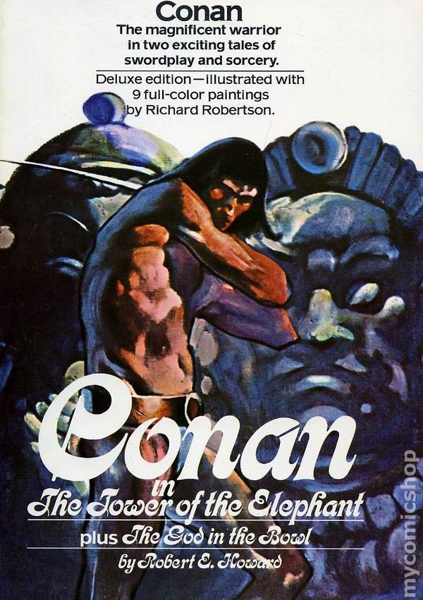 Conan Tower Conan The Tower of The