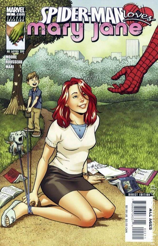 Spider-Man Loves Mary Jane (2008 Season 2) comic books