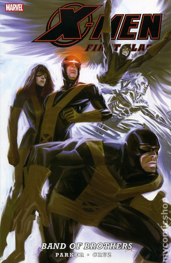 Comic Books In 'X-Men First Class TPB