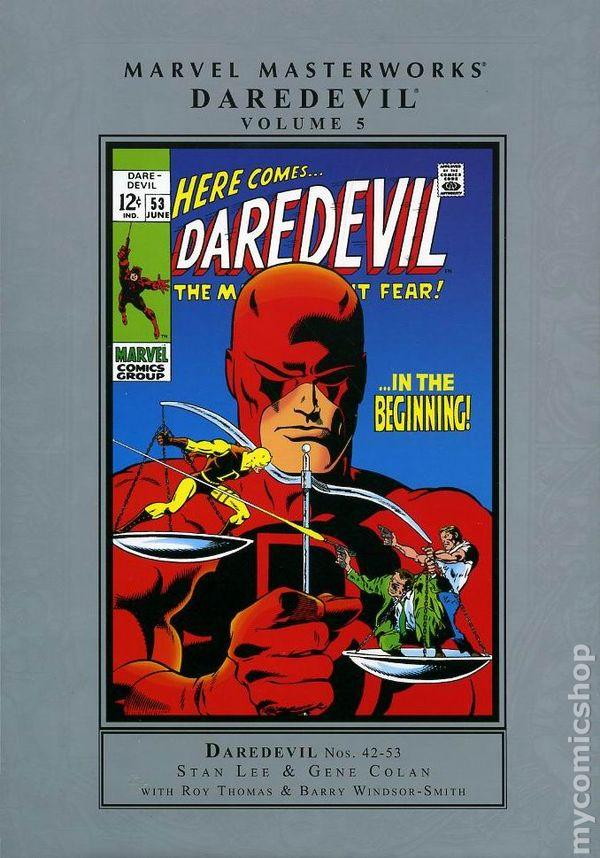 DareDevil Man Without Fear #4 Foil Cov