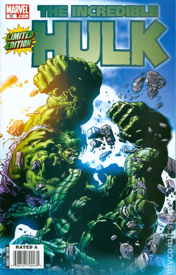 Incredible Hulk 7 Eleven Reprint 2008 Comic Books