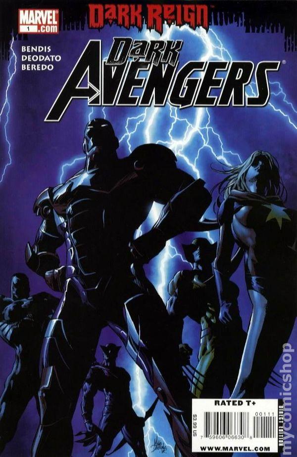 Dark Avengers #16 Marvel VF//NM Comics Book