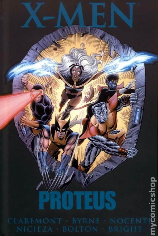 X-Men First to Last HC Premiere Edition #1-1ST NM 2011 Stock Image