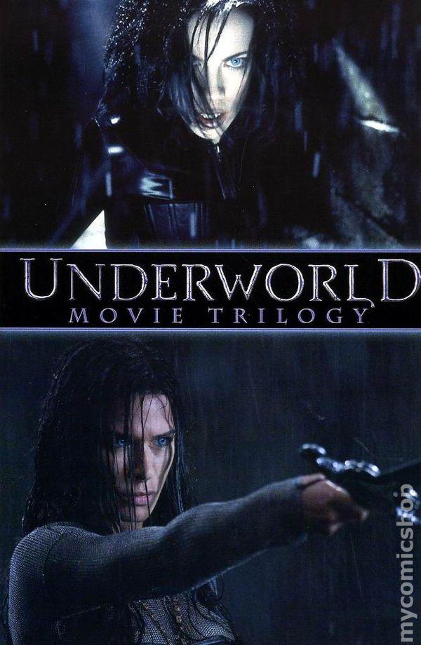 comic books in underworld gn movie series