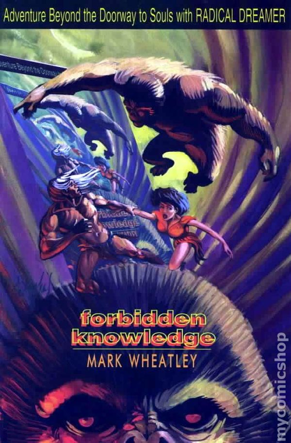 Details about Forbidden Knowledge #1 1996 FN Stock Image