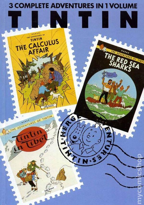 adventures of tintin comic books pdf