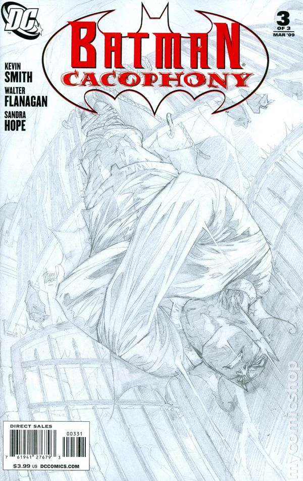 Batman Cacophony 1 Batman Cacophony 2008 3c