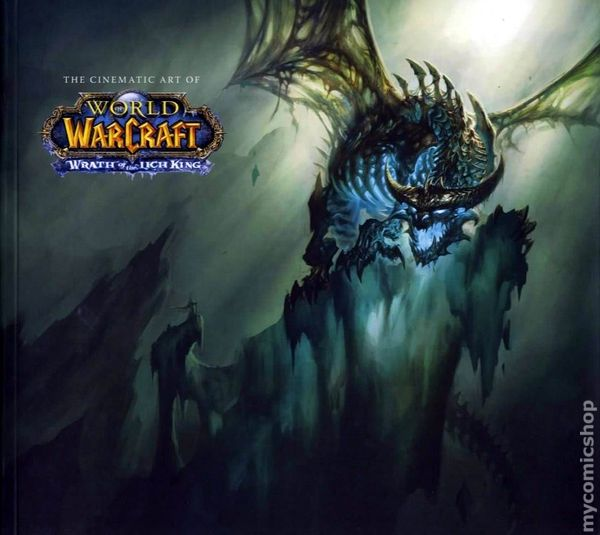 Cinematic Art Of World Of Warcraft Wrath Of The Lich King Sc 2009