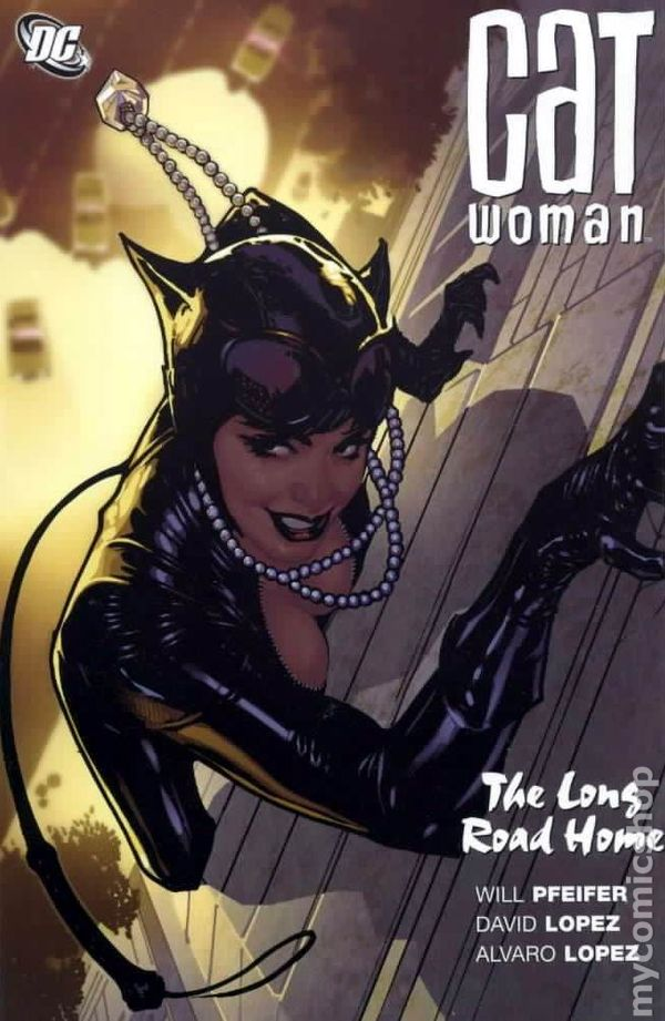 The Ex Book >> Comic books in 'Catwoman (3rd Series) TPB'