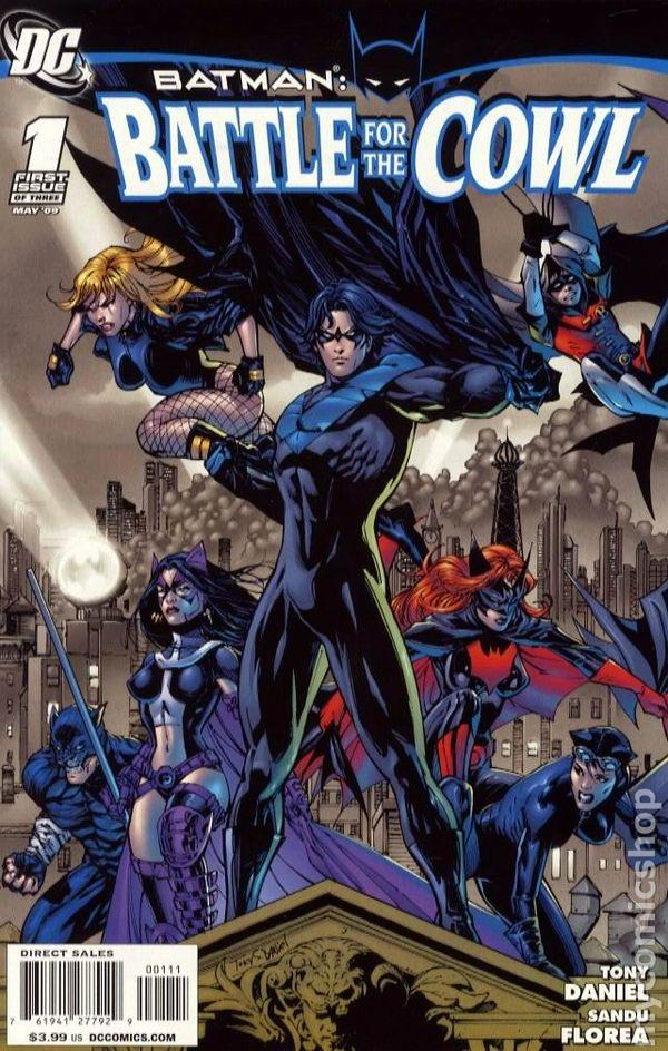 4 #2B Vol DC Comics Nightwing NM