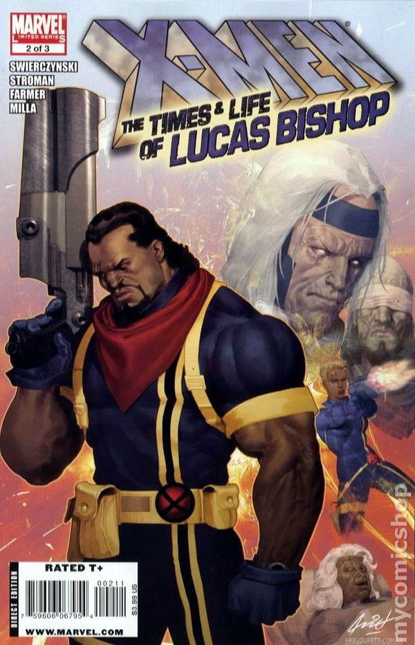 Comic books in 'X-Men Messiah War'