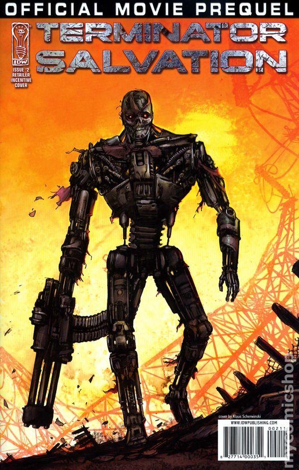 Terminator Salvation M...