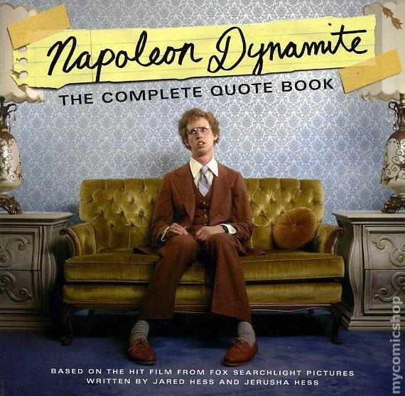 Freakin' Sweet by Napoleon-Dynamite on DeviantArt |Napoleon Freaking Dynamite Quotes Sweet