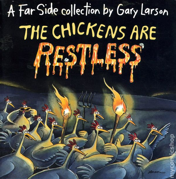 Gary Larson Cartoons Books