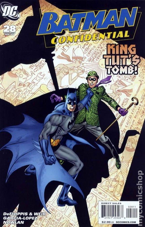 Batman Confidential #36 VF//NM