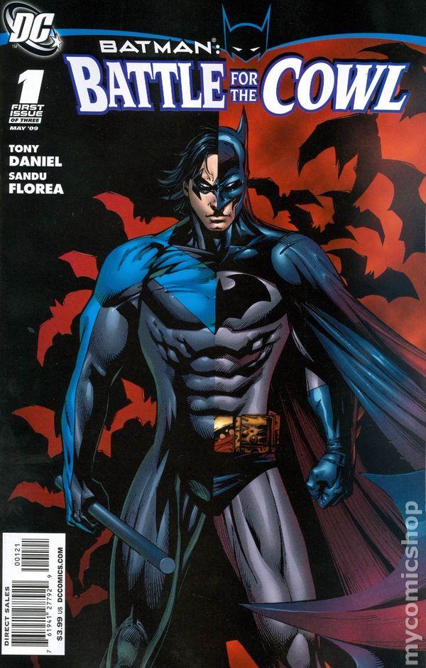 comic books in  u0026 39 batman battle for the cowl u0026 39