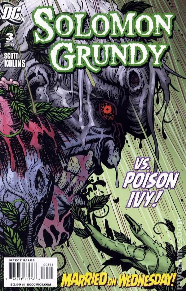 Batman vs poison ivy 10