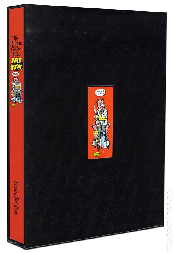 R Crumb Coffee Table Art Book Hc 1997 Comic Books