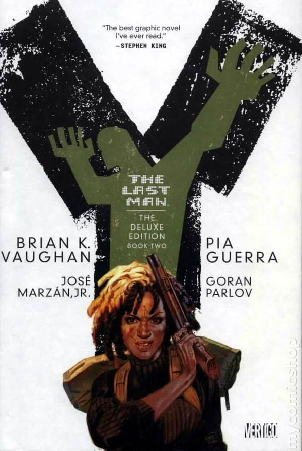 Image result for y the last man 2
