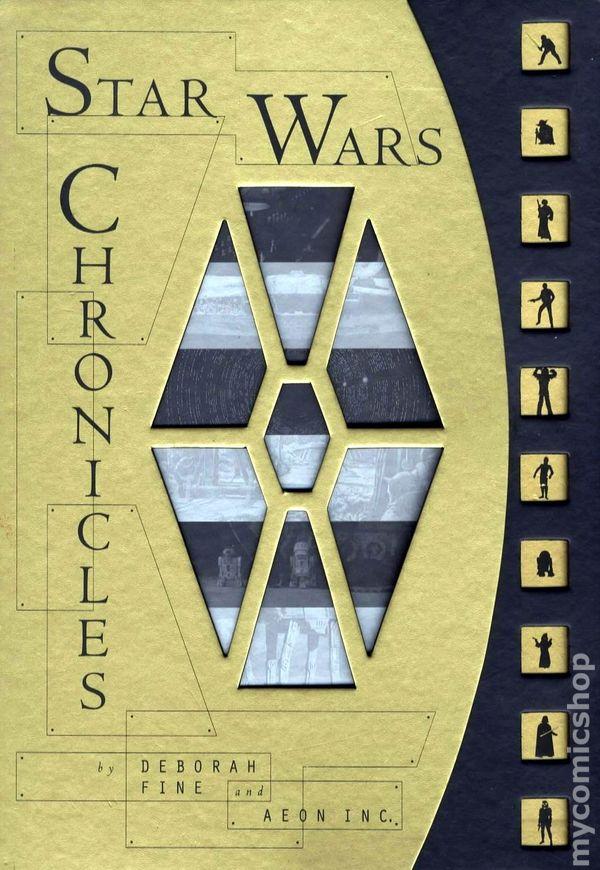 Comic Books In Star Wars Chronicles