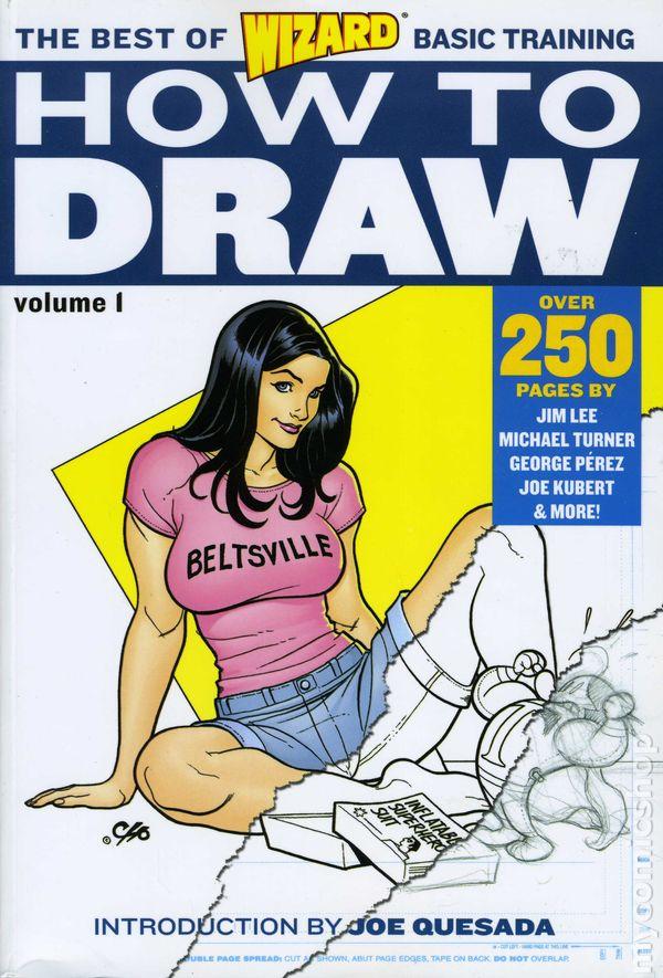 how to draw cartoon pdf