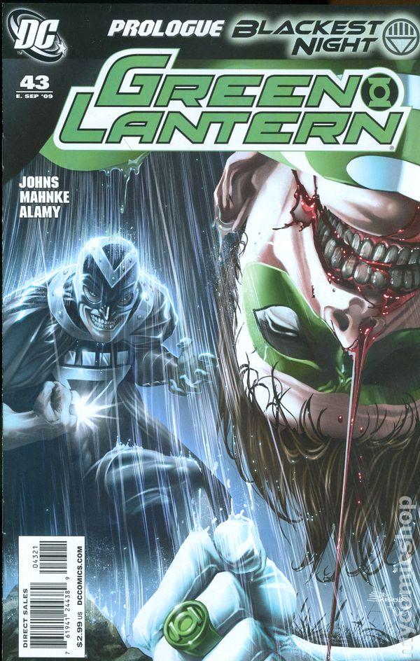 Green Lantern #43B