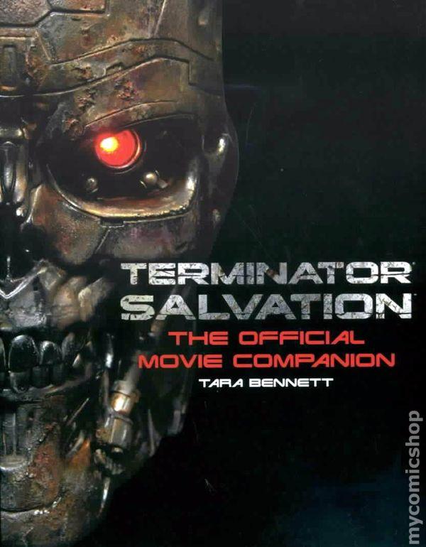 terminator salvation the official movie companion sc 2009