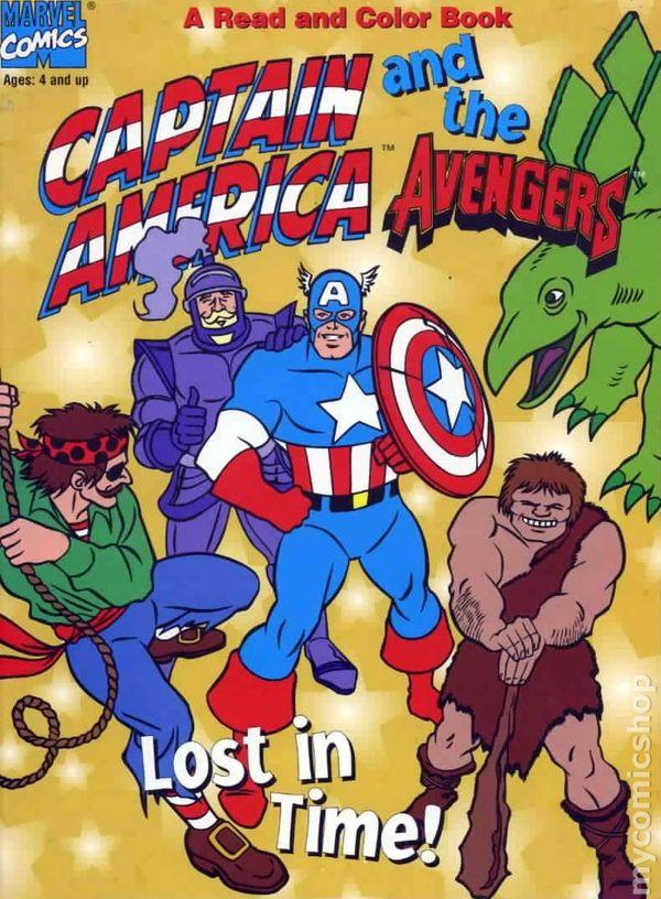 Best Captain America Coloring Book Photos - Triamterene.us ...