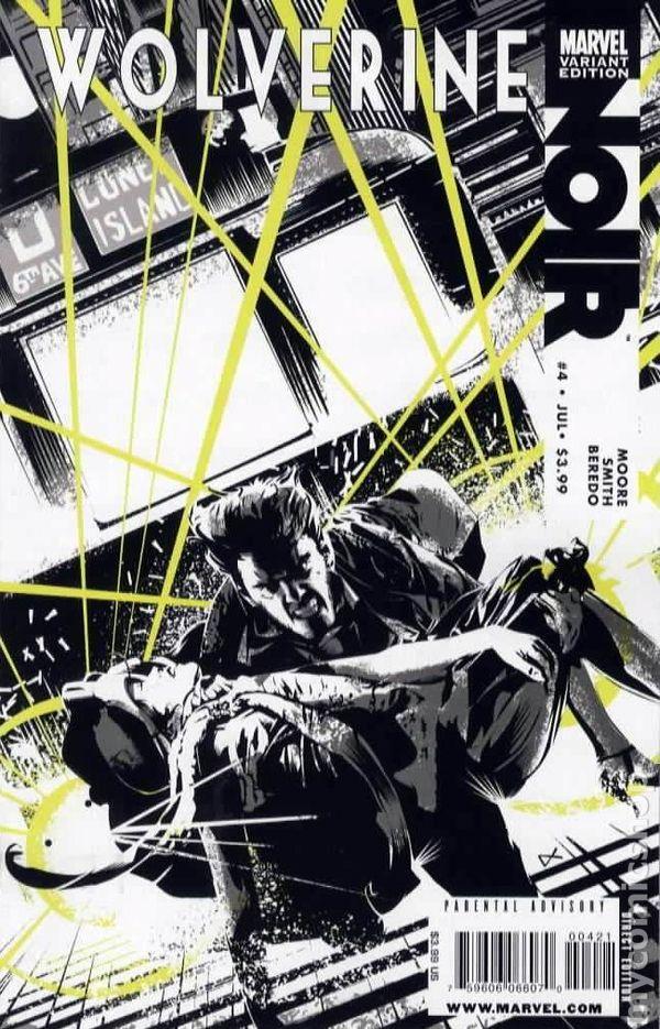 Wolverine Noir (2009, Hardcover)