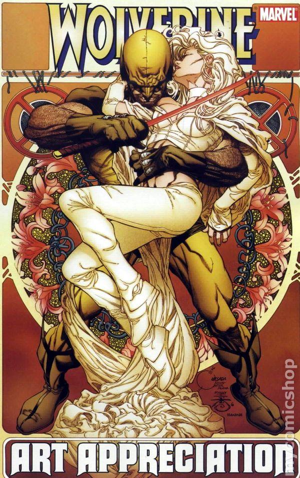 Wolverine Art Appreciation 2009 Comic Books