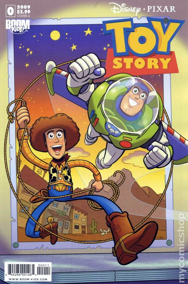toy story comic books issue 0 rh mycomicshop com