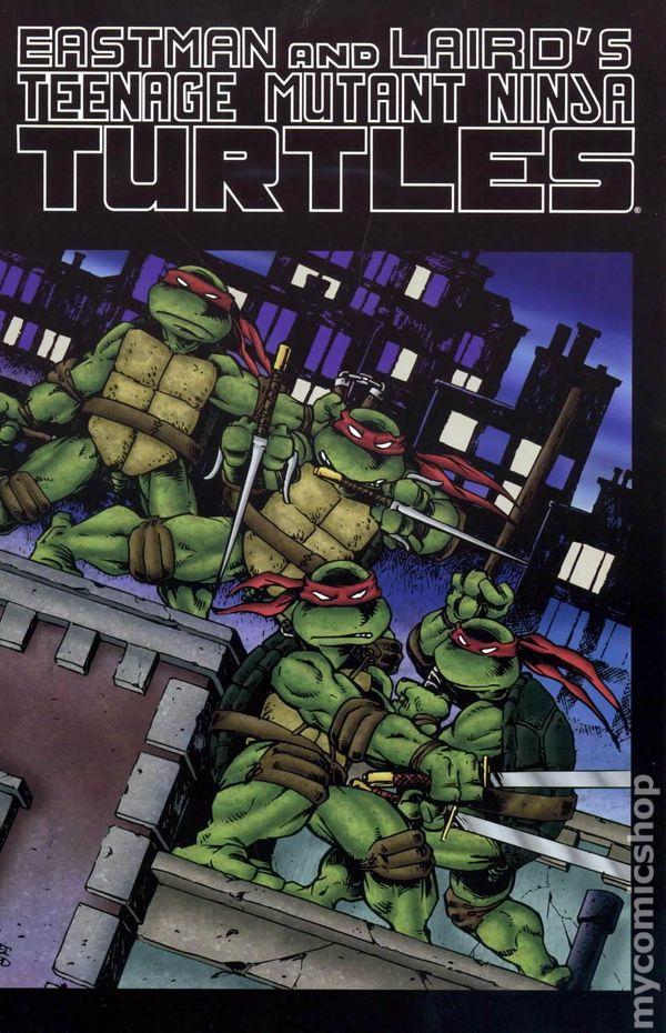 teenage mutant ninja turtles color special 2009 mirage comic books