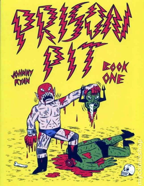 PRISON PIT BOOK 3  GN