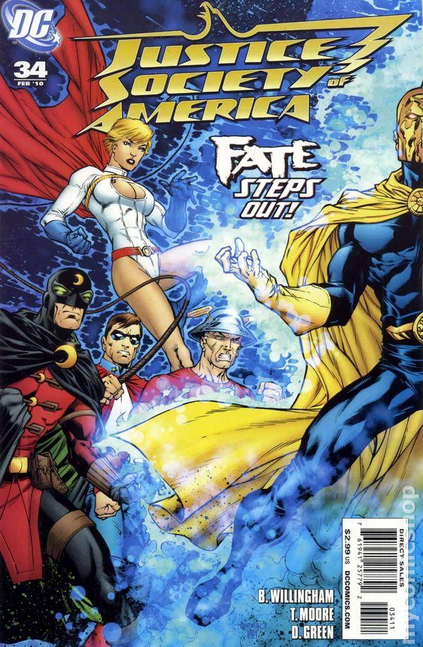 Comic Books February 2010