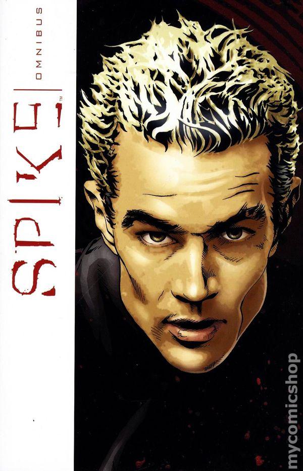 Spike Omnibus TPB (2009 IDW) comic books
