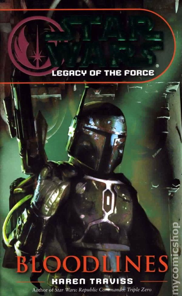 Star wars legacy of the force bloodlines