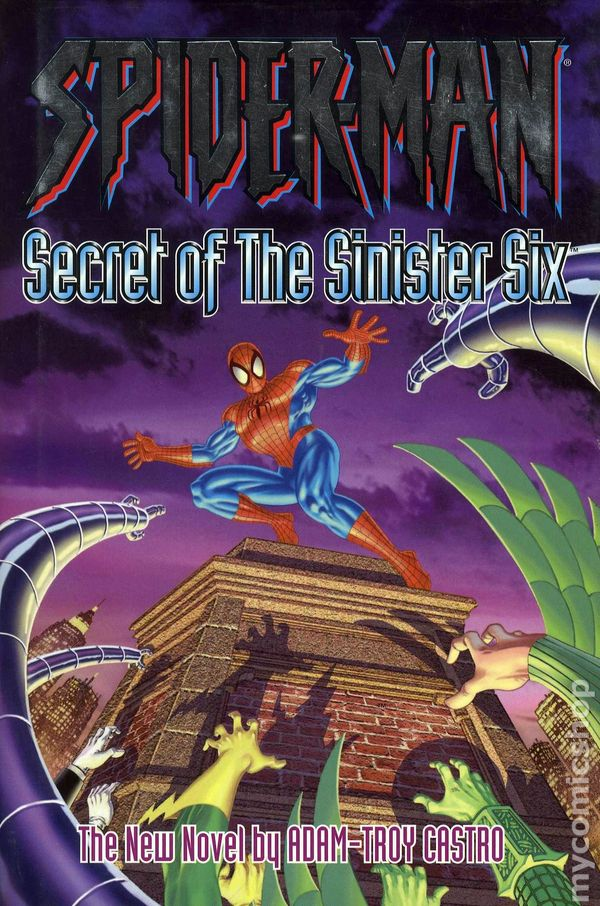 3 Home Decor Trends For Spring Brittany Stager: Spider-Man Secret Of The Sinister Six HC (2002 Novel