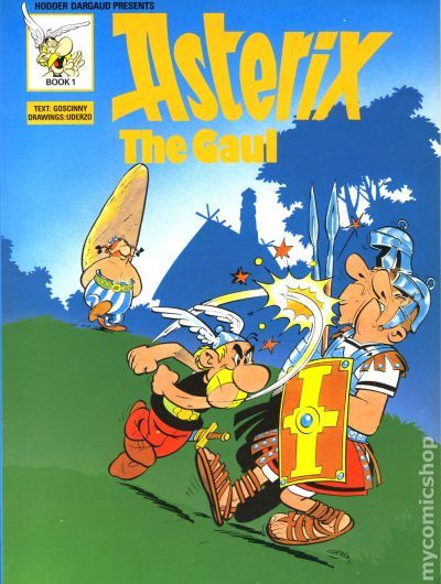 Asterix the gaul gn 1969 dargaud edition comic books thecheapjerseys Images