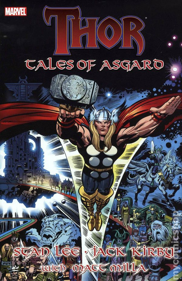 Thor Tales of Asgard HC 2009 Marvel