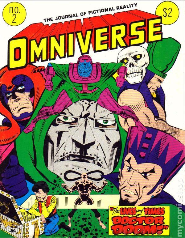 Omniverse Comic Book Er