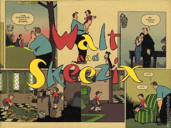 Image result for walt skeezix