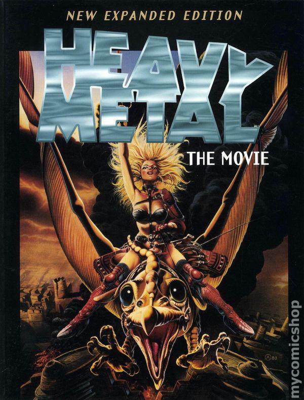 Heavy Metal Movie Tarna Porn