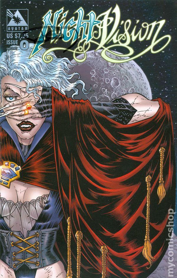 Nightvision 2000 0A Comic books in u0027Vampireu0027