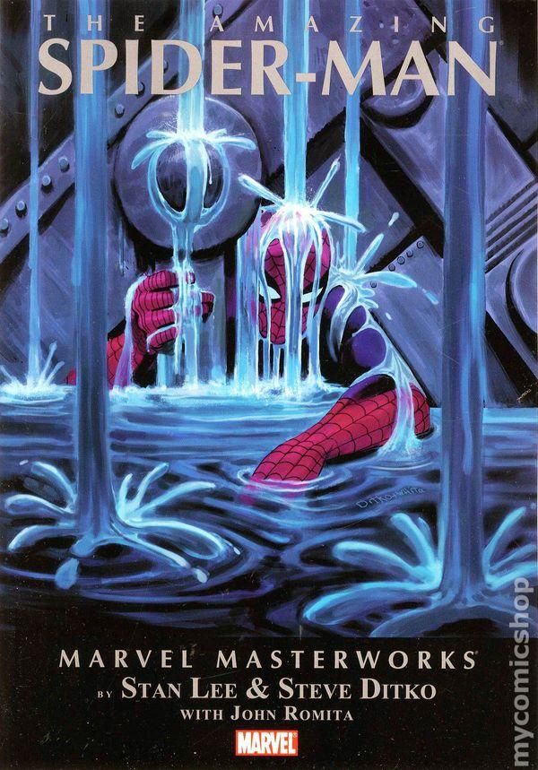 Marvel Masterworks Amazing Spider Man Tpb 2009 2014