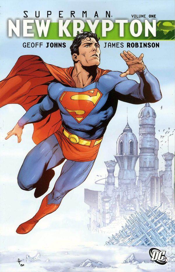 Superman Krypton