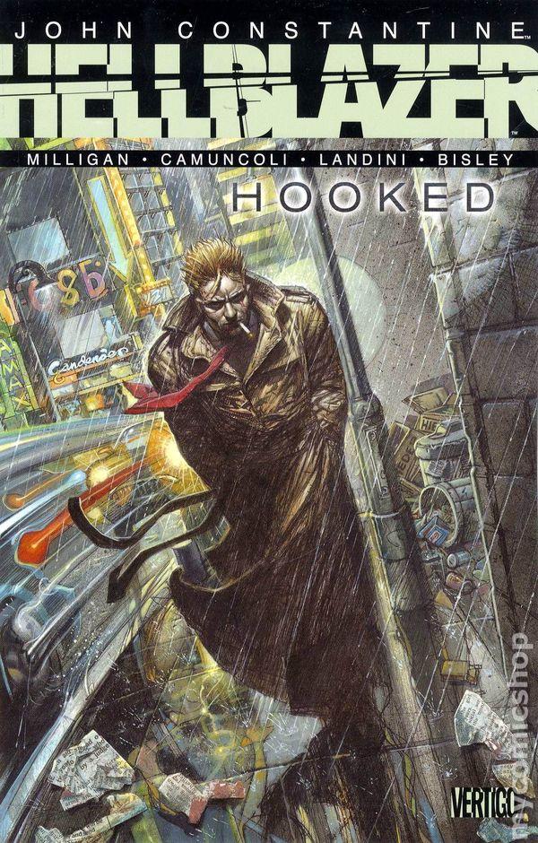 Hellblazer Comic Book