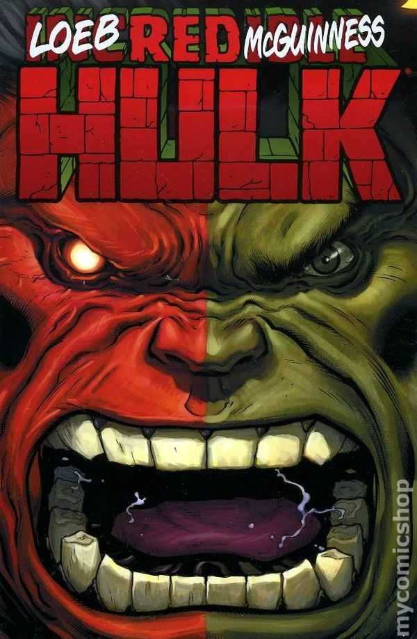 HULK #15 ELEKTRA COVER LOEB  MARVEL COMICS